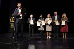 Депутаты областной Думы поздравили членов Общества русской культуры с 25-летним юбилеем организации